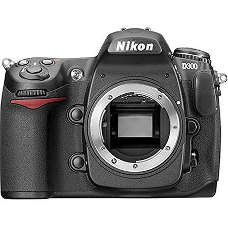 Nikon D300 - Cámara Réflex Digital 12.3 MP (Cuerpo) (Reacondicionado Certificado)