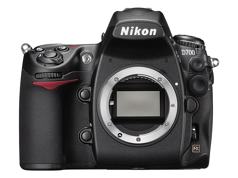 Nikon D700 - Cámara Réflex Digital 12.1 MP (Cuerpo) (Reacondicionado Certificado)
