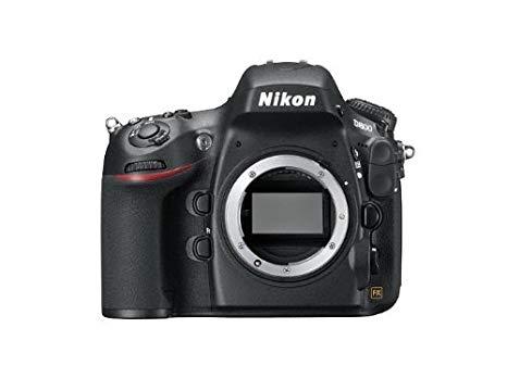 """Nikon D800 - Cámara réflex digital de 36.3 Mp (pantalla 3.2""""), color negro - sólo cuerpo (Reacondicionado Certificado)"""