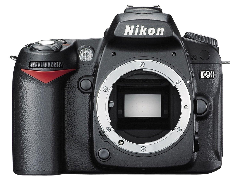 Nikon D90 - Cámara Réflex Digital 12.9 MP (Cuerpo) (Reacondicionado Certificado)