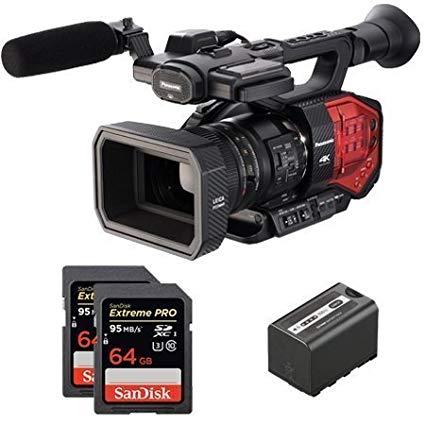 Panasonic AG-DVX200 Shoulder Camcorder 15.49MP Mos 4K Ultra HD Negro, Rojo - Videocámara (15,49 MP, Mos, 8,8 MP, 15,49 MP, 13x, 10x)