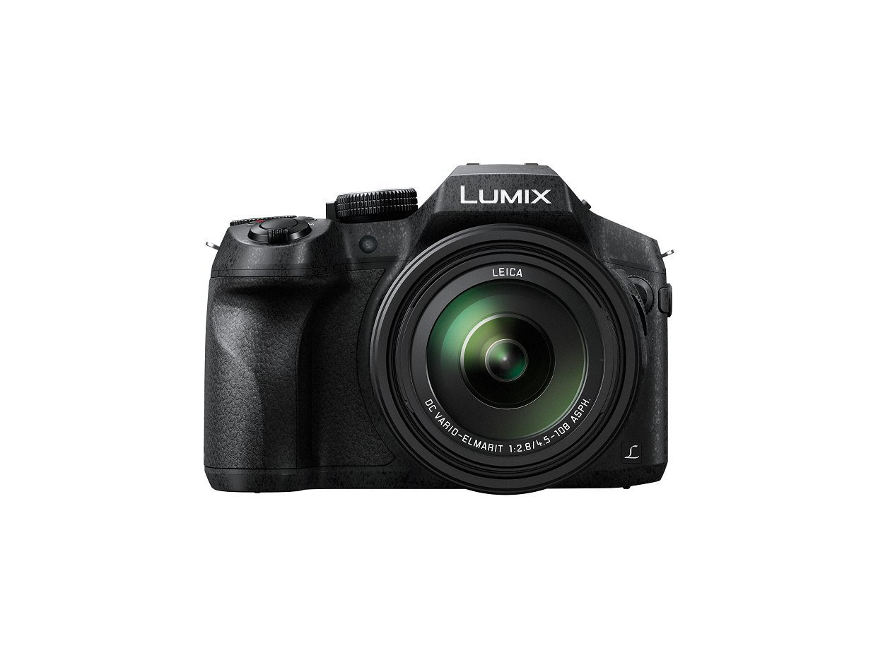 Panasonic Lumix DMC-FZ300EFK - Cámara Digital, Color Negro
