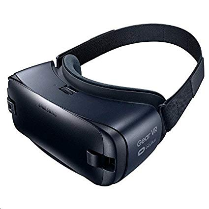 Samsung sm-r323gafas de realidad virtual para Samsung Galaxy S8/S8Edge/S7/S7Edge/Note5/S6+/S6/S6Edge Azul/Negro