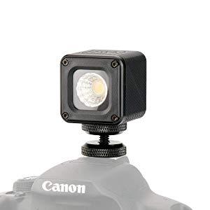 ulanzi L1Versatile Mini LED luz profesional Aventure impermeable LED iluminación LED para Smartphone Cámara Drone fotografía, video, submarina, bicicleta, Camping, Drone DJI, GoPro, Cámara Canon, Nikon etc.