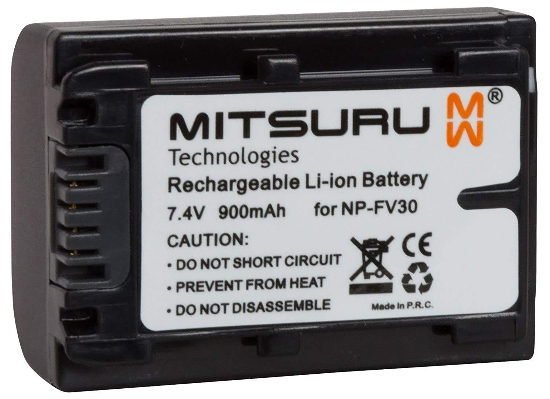 7 WH 7,4 V Original Mitsuru batería para Sony cámara de vídeo HDR-CX190B HDR-CX190E