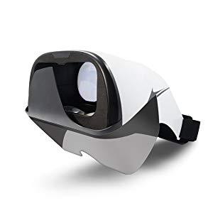 AR VR Headset, nueva generación de pantalla Box gafas de realidad virtual auriculares 3d holograma holográfica Proyector para iphone 6/7/8/Plus/X & Samsung S8/Nota Android Smartphones con 4.2–5,7pulgadas