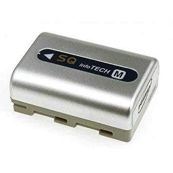 Batería para videocámara Sony DCR-TRV33E 1700mAh