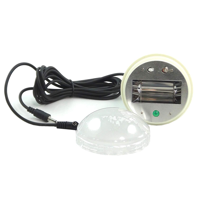 DynaSun WOF4001 - Flash esclavo para iluminación, blanco