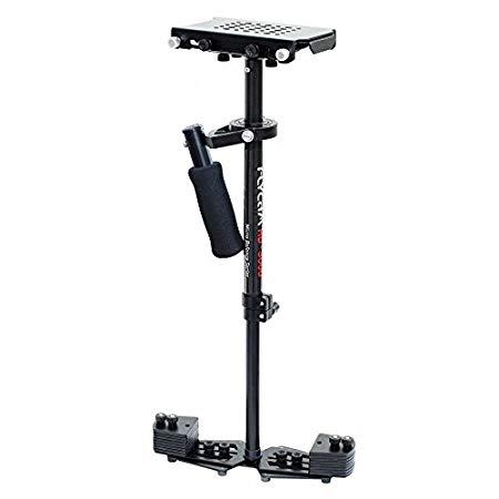 """FLYCAM HD-3000 24""""/ 60cm Microbalancing mano retenida cámara Steadicam estabilizador Para DSLR camaras de video Hasta 3,5kg / 8lbs + Abrazadera de mesa & Placa de liberación rápida + bolsa de almacenamiento (FLCM-HD-3-QT)"""