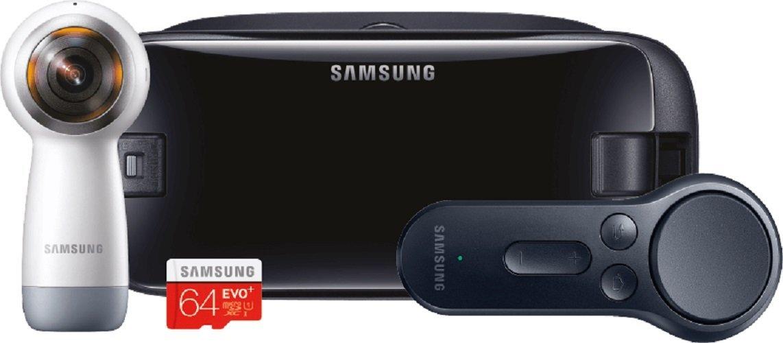 Samsung Gear VR colección (Reino Unido), Color Negro, Colección VR- Versión Extranjera