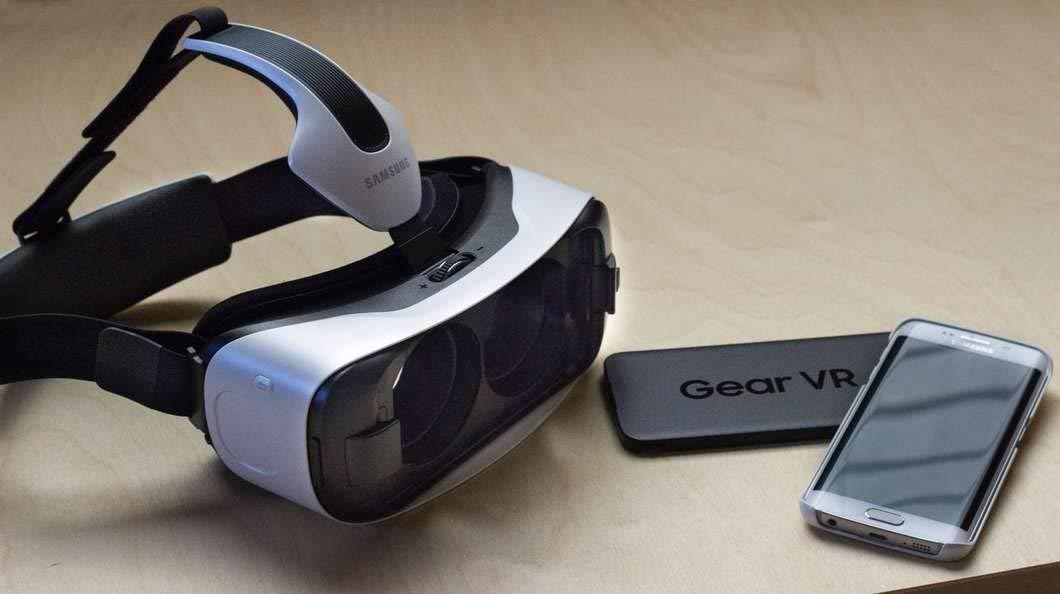 Samsung Gear VR innovador edirion para S6 e S6 (SM-R321, blanco) troqueladora