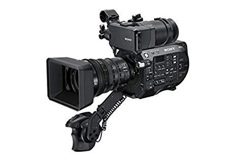 "Sony FS7 II Shoulder Camcorder CMOS 4K Ultra HD Negro - Videocámara (CMOS, 25,4/4 mm (1/4""), Sony E, 18-110 mm, 27-165 mm, 9,5 cm)"