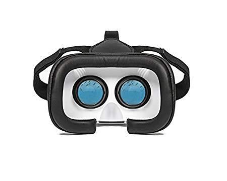 Thumbs Up Immerse Plus - Gafas de Realidad Virtual 3D, Color Blanco
