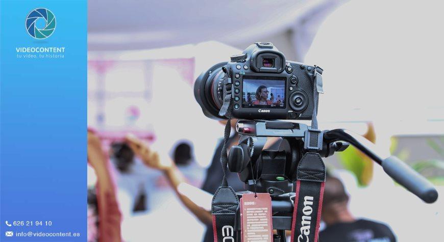 Videocámaras Canon 4K