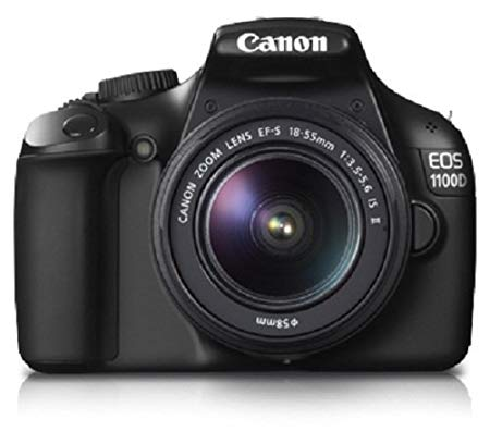 Canon EOS 1100D - Cámara Réflex Digital 12.2 MP (Cuerpo) (Reacondicionado Certificado)