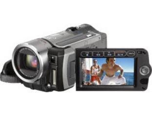 "Canon HF100 - Videocámara (CMOS, 3,31 MP, 1/0,126 mm (1/3.2""), 12x, 200x, 4,8-57,6 mm) Negro, Plata"