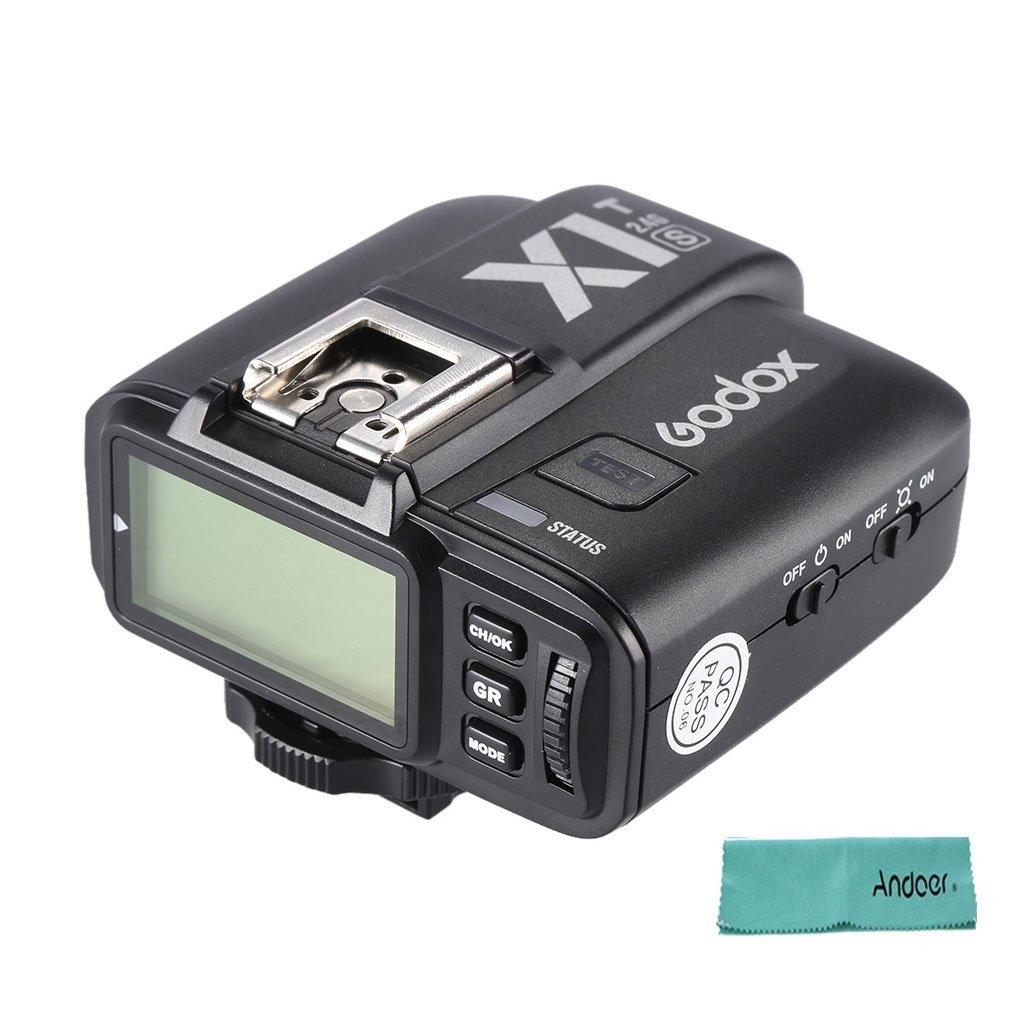 Disparador automático de flash (X1T-S TTL, 1/8000s, HSS), de la marca Godox, 2,4 G, para cámaras Sony a77II, a7RII, a7R, a58, a99 y ILCE6000L ILDC