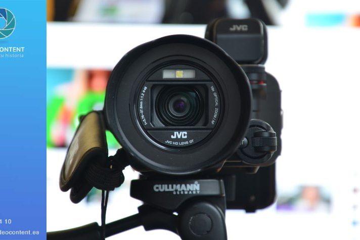 JVC cámaras de vídeo profesionales
