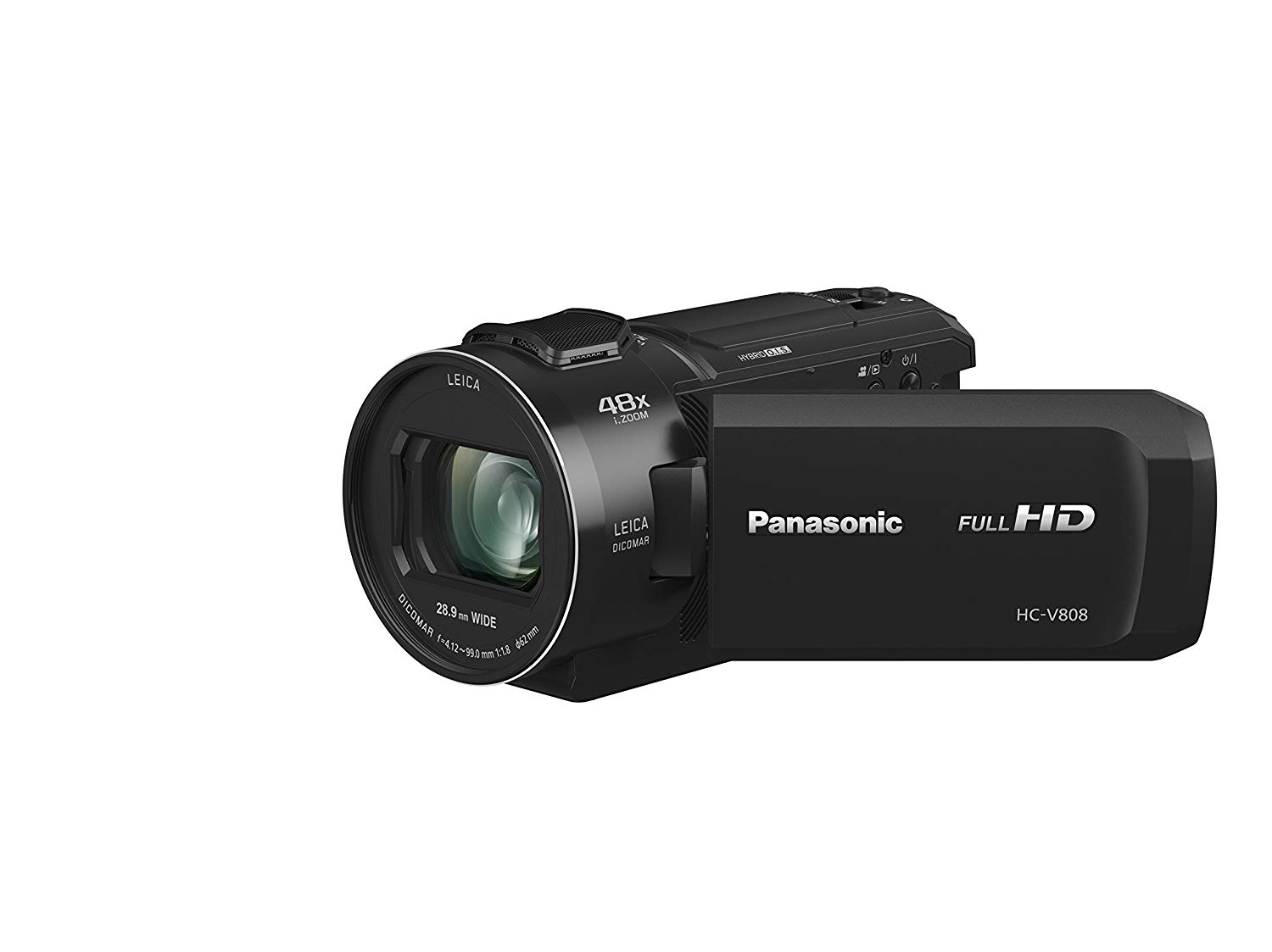 Panasonic Full HD Videocámara