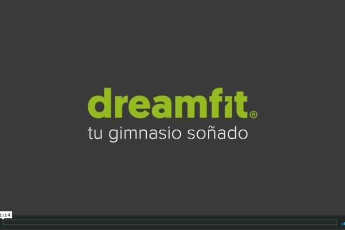 Vídeo corporativo para Dreamfit