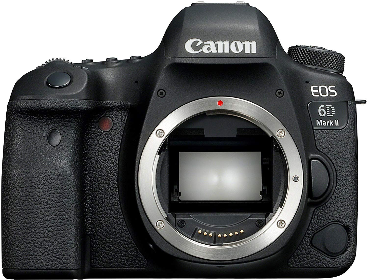 Canon EOS 6d Mark II Body Cámara Digital Reflex + SDHC 8GB Negro