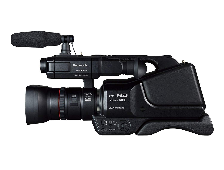 """Panasonic AG-AC8 - Videocámara (MOS, 1/0,177 mm (1/4.5""""), 20,4 MP, 21x, 50x, 2,82-59,2 mm) Negro"""