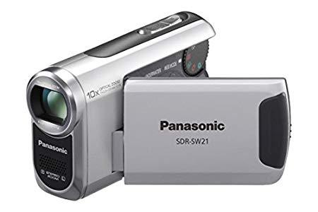 Panasonic HDC-HS20EG K Full HD–Videocámara (SD/SDHC Card, 80GB de disco duro, 16aumentos. Zoom, pantalla de 6,9cm (2,7)) Negro