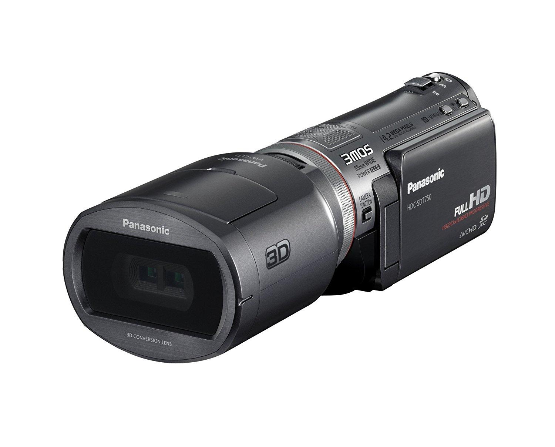 Panasonic HDC-SDT750EG - Videocámara