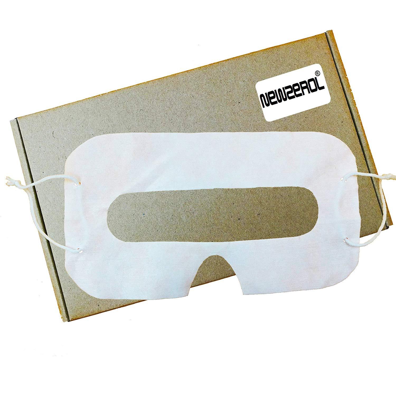[Paquete de 50] Orzero® VR máscara de parche ocular desechable para auriculares de realidad virtual [50 piezas SET]
