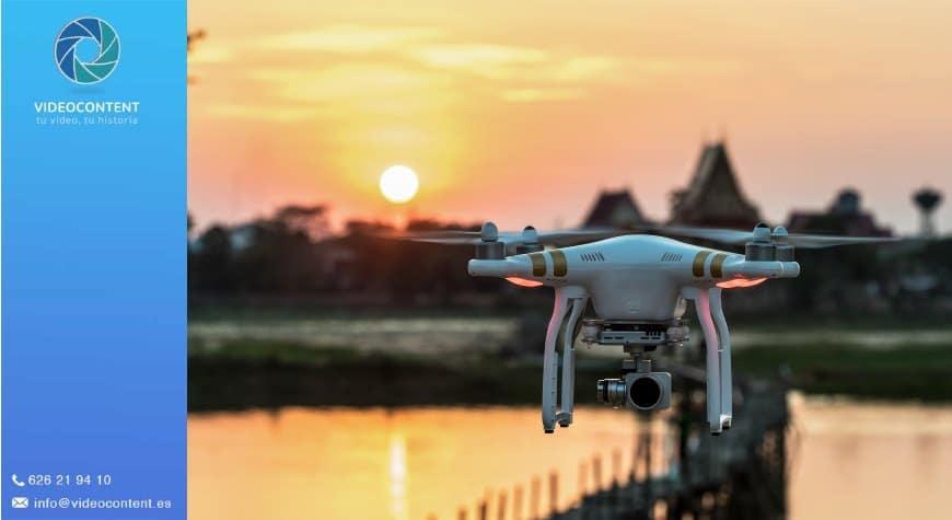 videos con drones profesionales | Vídeos con drones profesionales: Ejemplos y aspectos a tener en cuenta