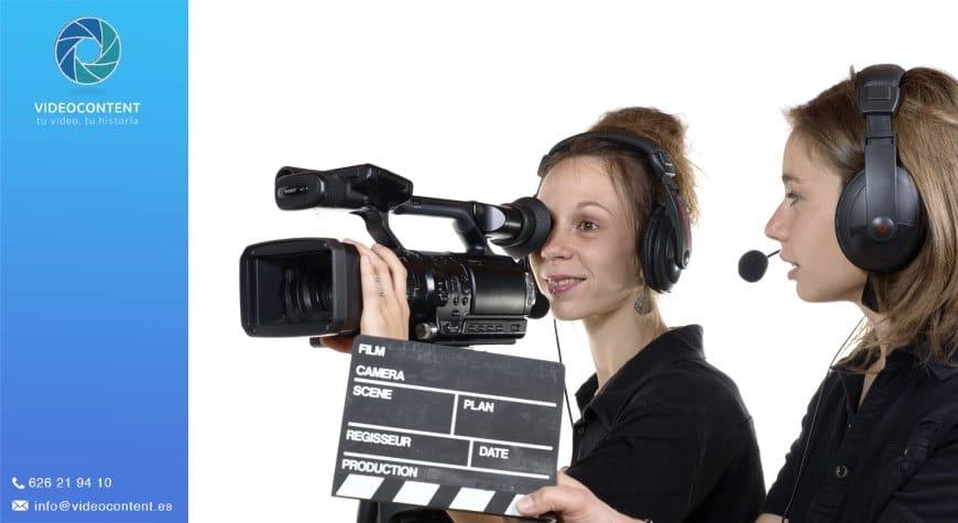 Proceso de producción audiovisual