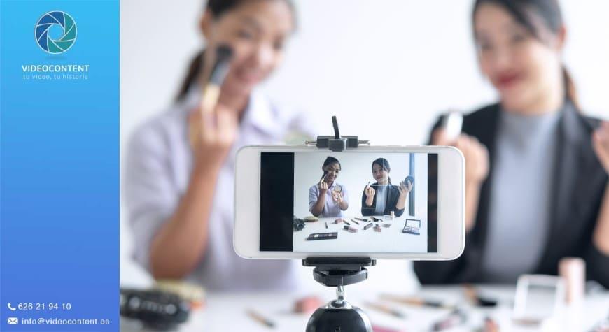 Vídeos verticales para redes sociales: ¿Qué son y cómo funcionan? | Videocontent Tu vídeo desde 350€ | videos verticales para redes sociales | video-promocional