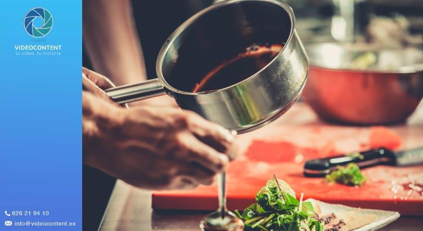 incrementa tus reservas con vídeos para restaurantes