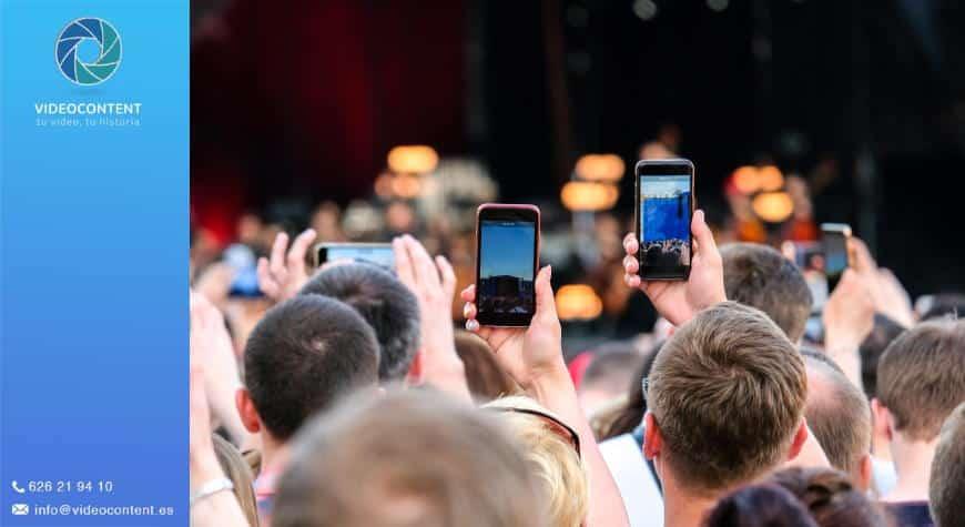 videos para promocionar conciertos | Vídeos para promocionar conciertos: ¿cómo vender todas las entradas?
