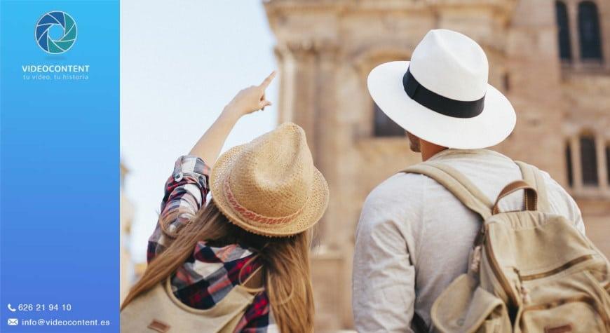 Vídeos para agencias de viajes