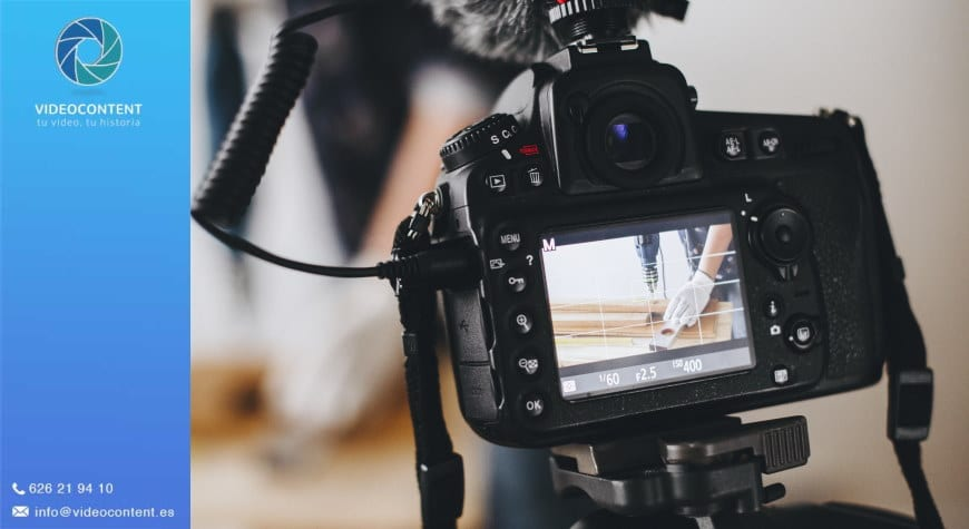Vídeos corporativos Youtube: cómo realizarlos para triunfar | Videocontent Tu vídeo desde 350€ | produccion de videos corporativos | videos-corporativos-videos, video-youtubers, marketing-online